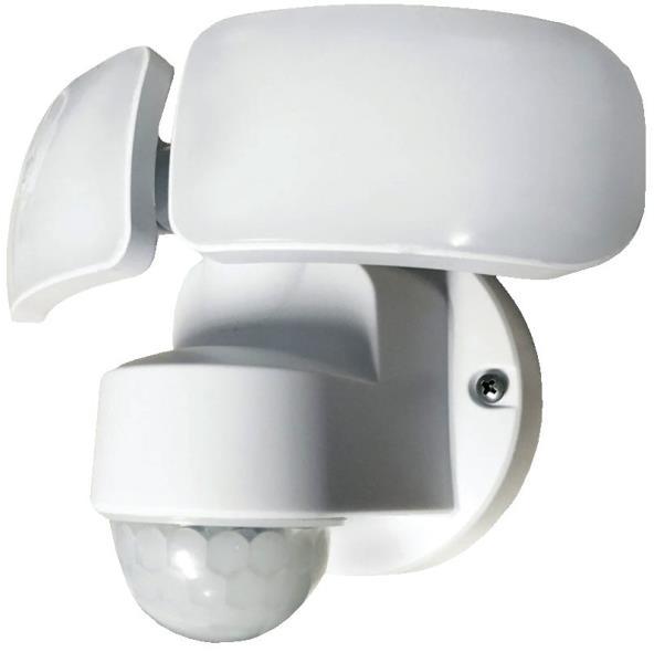 LIGHT LED SECURTIY 2200L WHT