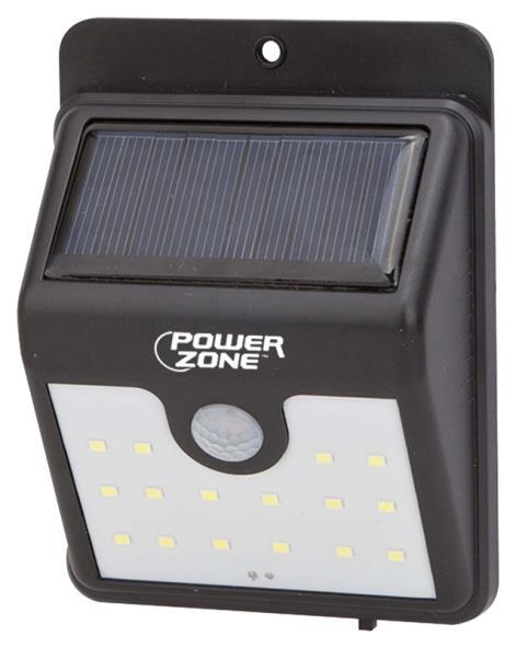 LIGHT SOLAR MOTION LED 320L