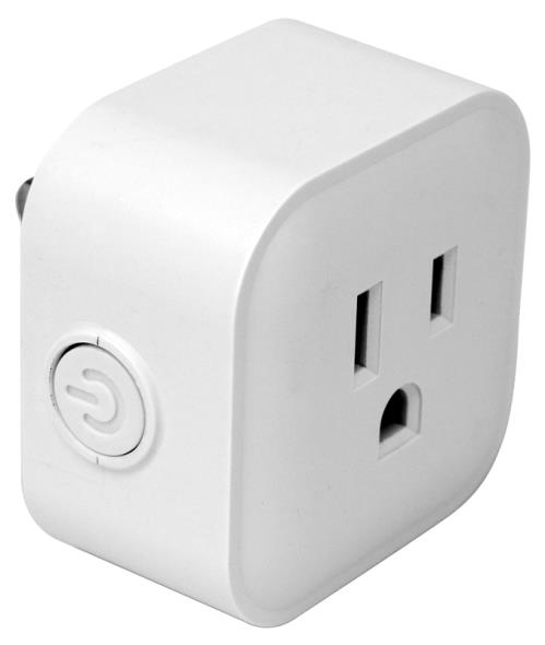 OUTLET WIFI CTRLD INDR 1-OUTLT