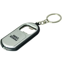 Powerzone FT-ORG24 Keychain Flashlight, LED, 3 hr