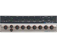 EQUALIZER POWER ACOUSTIK 1/2 DIN PRE-AMP