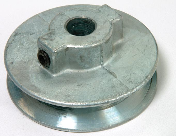 87202 1/2 X 2-3/4 MOTOR PULLEY