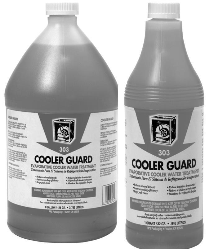 Quiet Cooler Guard