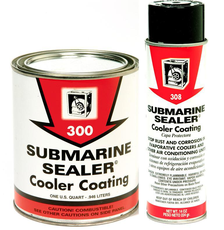 308-0 14Oz SUBMARINE SEALER