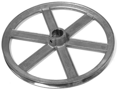 87103 1X10 IN. BLOWER PULLEY