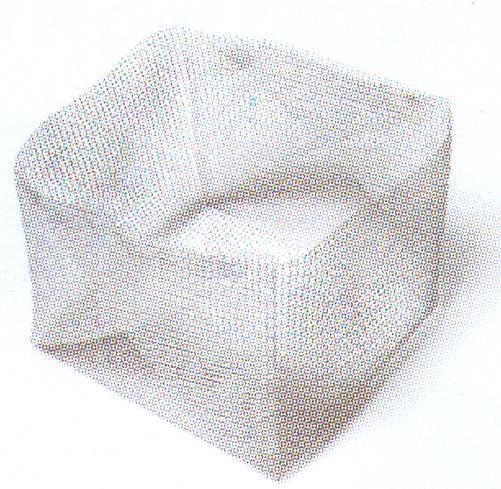 85003 POLY/MESH PUMP SCREEN