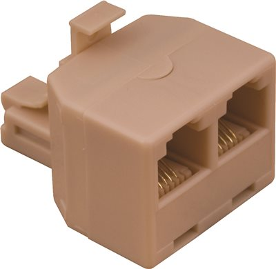 TELEPHONE TWO WAY ADAPTER