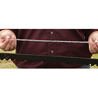FENCE TWIST SPLICE (14-9)