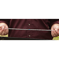 FENCE TWIST SPLICE (18-12.5)