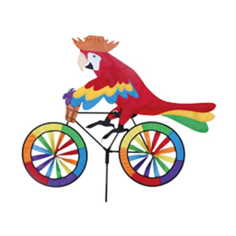 Parrot Bicycle Spinner