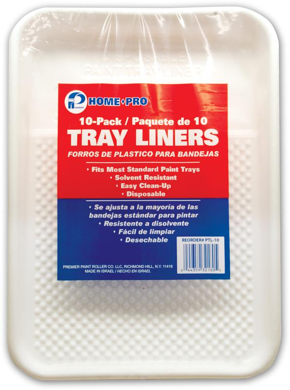10 Pack Tray Liners