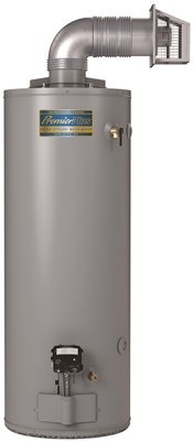 PREMIER PLUS� 50 GALLON DIRECT VENT NATURAL GAS WATER HEATER