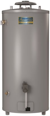 PREMIERPLUS� 75-GALLON NATURAL GAS WATER HEATER WITH ULTRA-HIGH RECOVERY