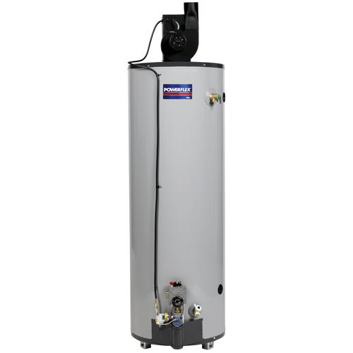 PREMIERPLUS� 40-GALLON TALL ULTRA LOW NOX NATURAL GAS WATER HEATER, PV