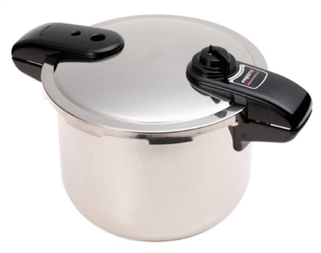 Presto 01370 Steel Pressure Cooker 8 Quart Deluxe