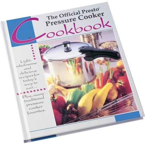 PRESTO 59659 COOKBOOK FOR PRESTO PRESSURE COOKER