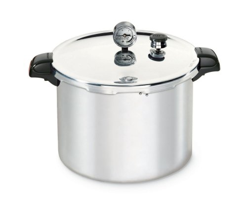 Presto 01755 Canner 16 Quart With Guage Aluminum