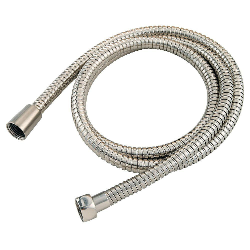 California Energy Commission Registered Hand Shower HOSE Brushed Nickel