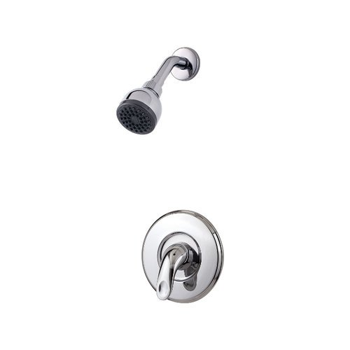 2.0 Gallons Per Minute 1 Handle Shower Trim Kit Polished Chrome