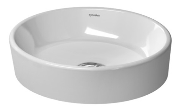 17 X 16 0 Hole Ceramic Countertop OVAL Lavatory