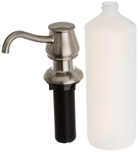 Soap Dispenser 026D PVD Brass