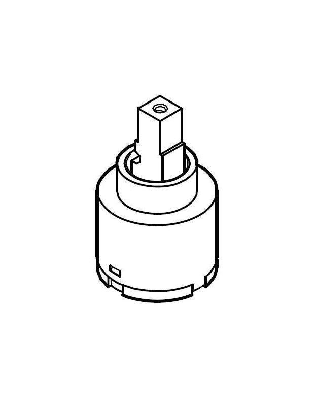 Cartridge Wkp 5