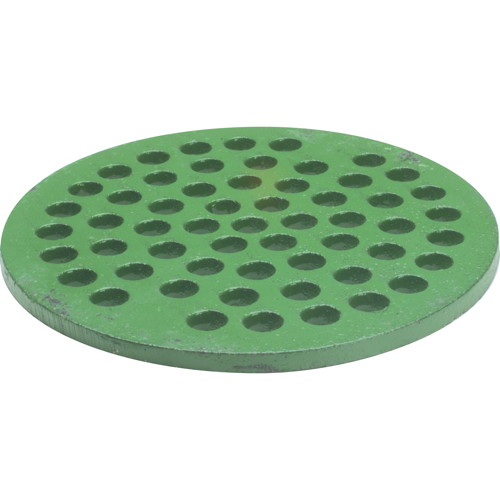CAST IRON FLOOR DRAIN COVER 6-3/4 IN.