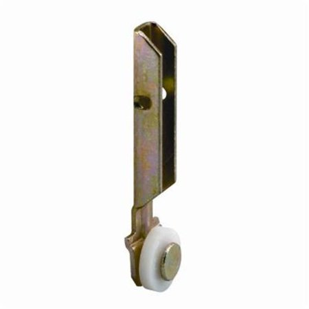 Prime-Line G 3135 Flat Edge Sliding Window Roller Assembly, 1/2 in Dia, Plastic
