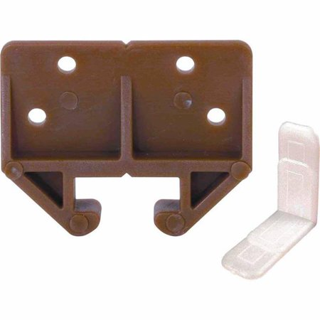 Prime-Line CCSC-7158 Undermount Drawer Track Guide Kit, 2-1/4 in L X 29/32 in W