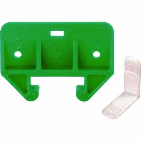Prime-Line CCSC-7159 Undermount Drawer Track Guide Kit, 2-7/16 in L X 1-1/8 in W