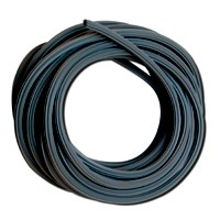 .165 BLACK SPLINE 25FT