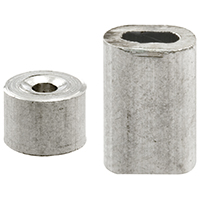 CABLE FERRULE/STOP 1/8 IN
