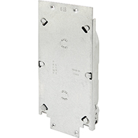 Prime Line H3578 Window Sash Balance, 6 lb, 2 Cable, 6-3/8 in H x 3-1/4 in W, Steel