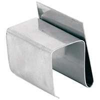Prime Line PL7751 Retainer Clip, 13/16 in W X 3/4 in H, For Use With Window Channels