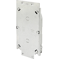 Prime Line H3579 Window Sash Balance, 8 lb, 1 Cable, 6-3/8 in H x 3-1/4 in W, Steel