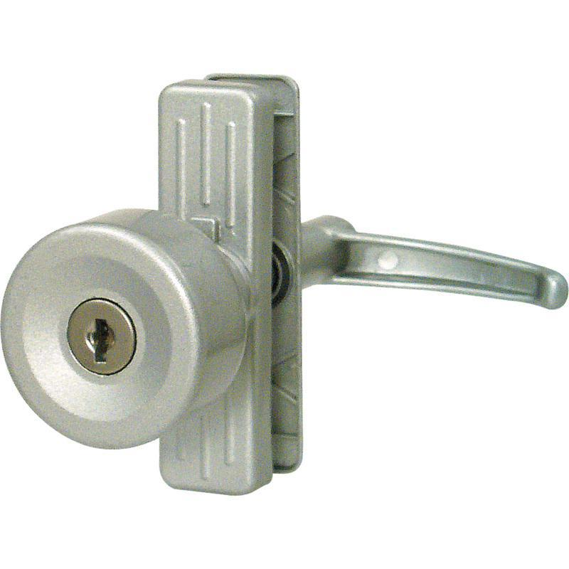 K5078 AL KEY TULIP KNOB LATCH
