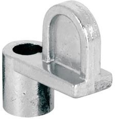 1/4 In. Zinc Screen Clip