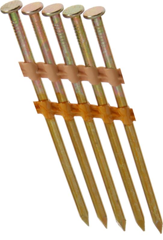 GR0241M 3-1/4 BR FRAMING NAIL