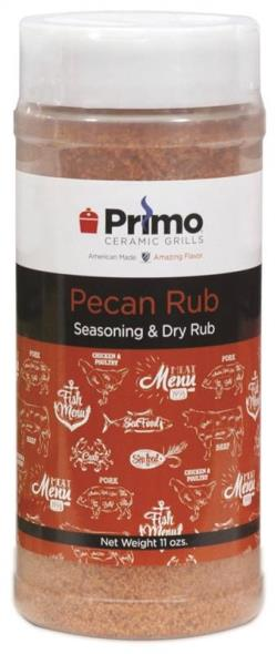 SEASONING PECAN RUB 11OZ