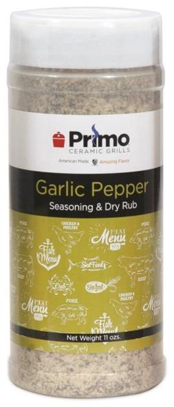 SEASONING GARLIC PEPPER 11OZ