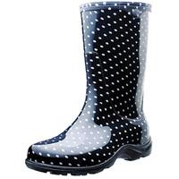 BOOT RAIN/GARD WOMEN BLK SZ 10