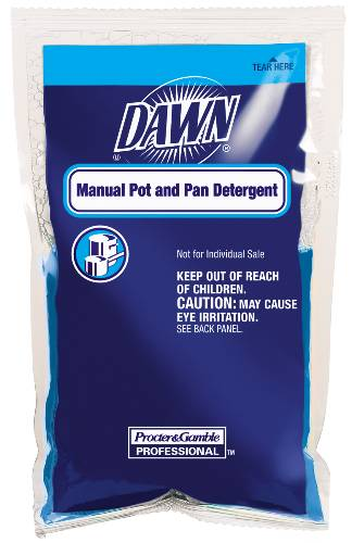 DAWN ORIGINAL POT AND PAN DETERGENT 1.5 OZ