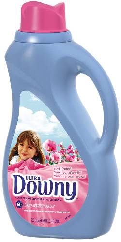 DOWNY LIQUID FABRIC SOFTENER 51 OZ BOTTLE