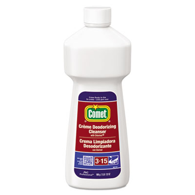 Creme Deodorizing Cleanser, 32oz Bottle, 10/Carton