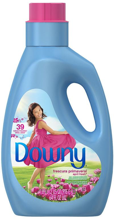 89672 DOWNY LIQ FABRIC SOFTNER
