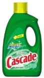 40152 75OZ CASCADE DISHWASHER GEL