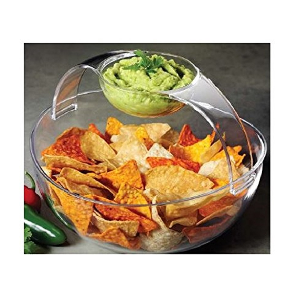 PRODYNE CD2 ARCH de DIP CHIP AND DIP BOWL EASY CARRY HANDLE