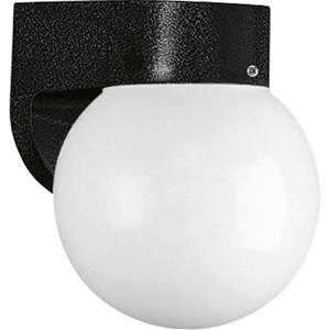 1 60 Watts Medium OD Wall Fixture