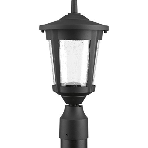 BLAC 1 9W LED LNTRN POST MNT