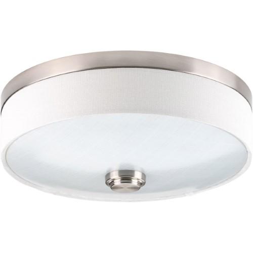 *CVR* 1 LT LED FLUSH MNT W/ AC LED
